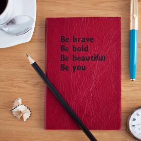 be-brave-journal